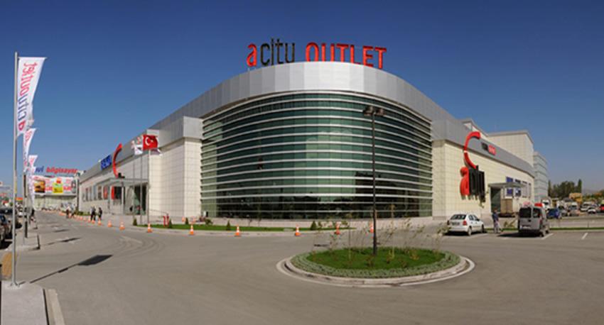 AnkaraA City Alış Veriş Merkezi